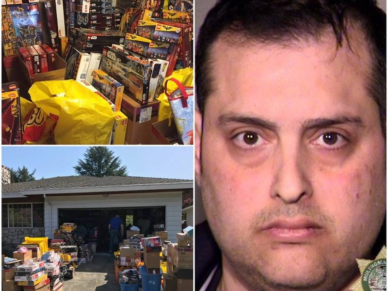 Theft Ring Leader Arrested With $50K-Worth Of Legos, Other Toys ...