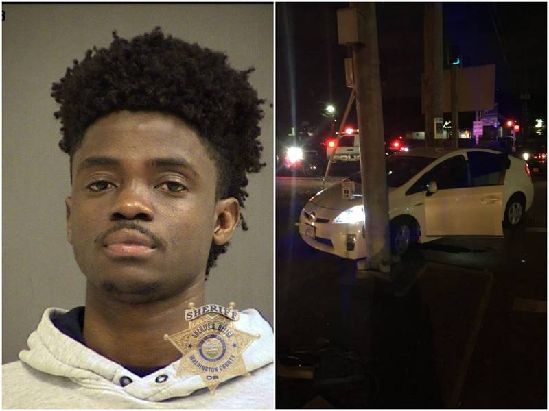 Police Arrest 2 Car Thieves Tuesday