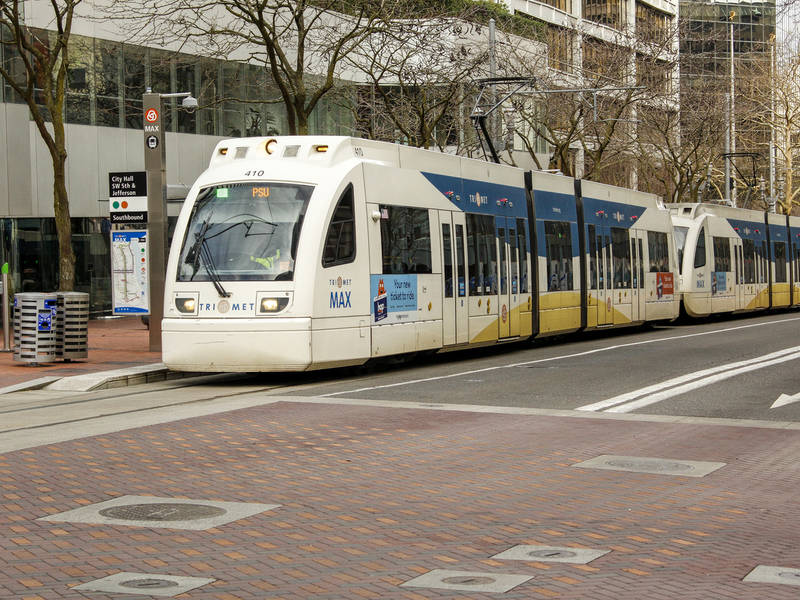Trimet May Close 4 Stops In Downtown Portland Portland