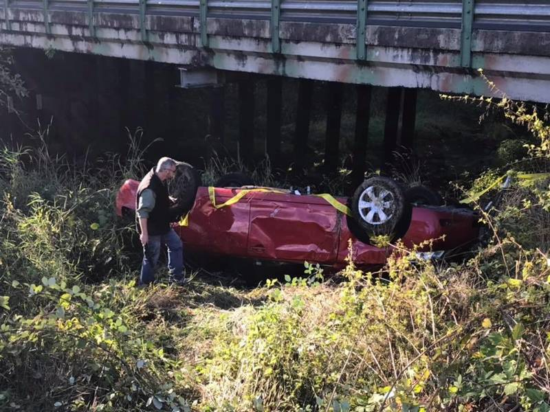 Guardian Angel Helps Teen After Crash In Oregon City Oregon City