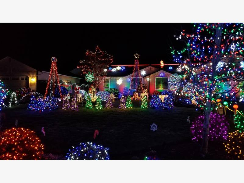 Find Christmas Lights In Washington With This Website - Find Christmas Lights In Washington With This Website Edmonds, WA