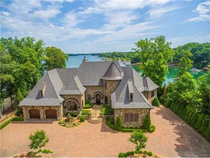 This Week 39 S Most Amazing Homes In Charlotte Lake Norman Charlotte Nc Patch