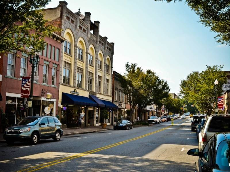 North Carolina Towns Among Best Places To Live In America Money Magazine Says