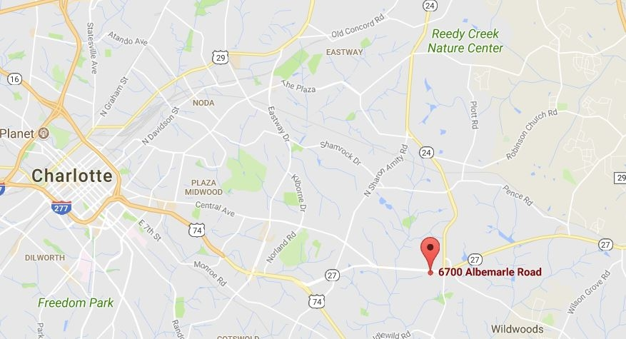 Accident Shuts Down Albemarle Road In Both Directions Monday Morning ...