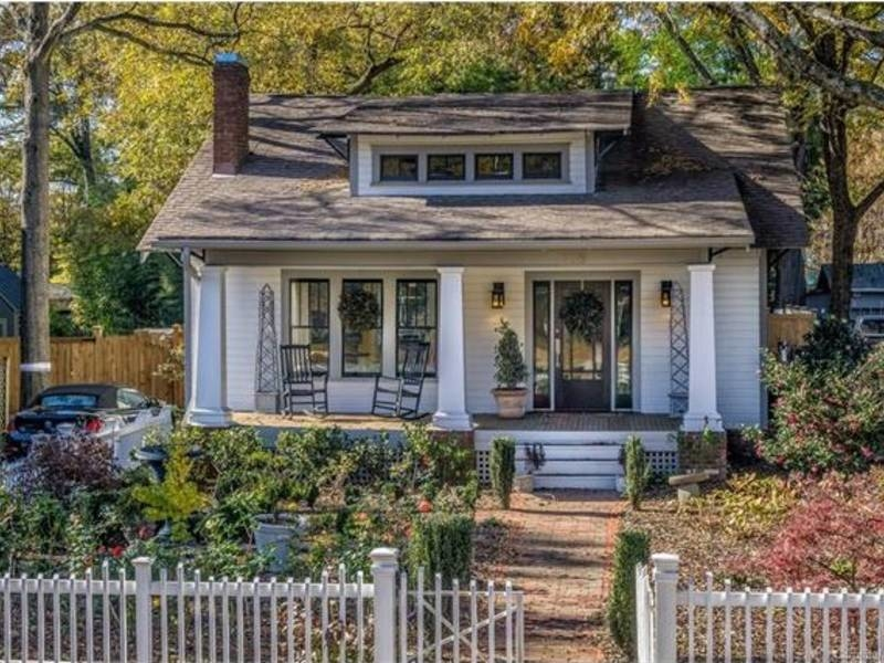 2119 The Plz, Charlotte, North Carolina A Stunning Renovated Craftsman  Bungalow Is On The Market In Plaza Midwood For $624,900. This Three Bedroom  Home Was ...