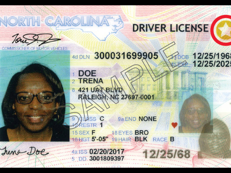real id act: how to get compliant in nc | charlotte, nc patch