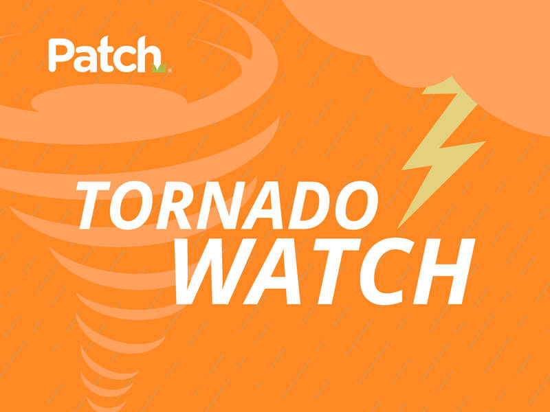 Tornado Watch Issued For Charlotte-Metro, Lake Norman Areas