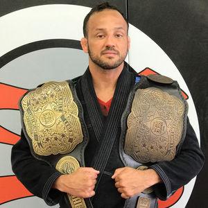 Long Island Brazilian Jiu-Jitsu World Champion Defends his Title at Abu Dhabi Legends Tournament