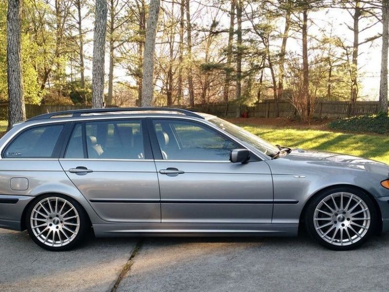 2005 bmw e46 325i touring wagon for sale east cobb ga patch. Black Bedroom Furniture Sets. Home Design Ideas