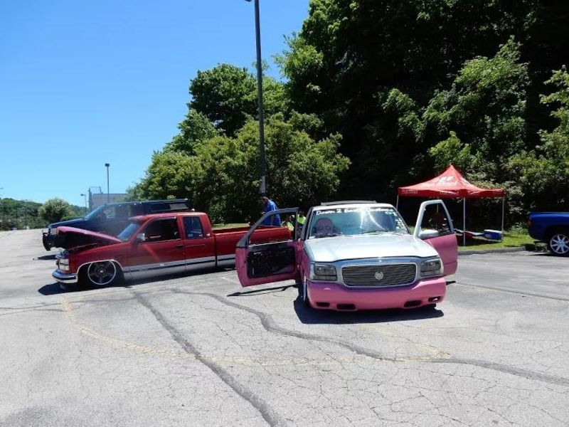 Nd Annual TJ And Waynes Peoples Choice Car Show And Poker Run - Pittsburgh custom car show