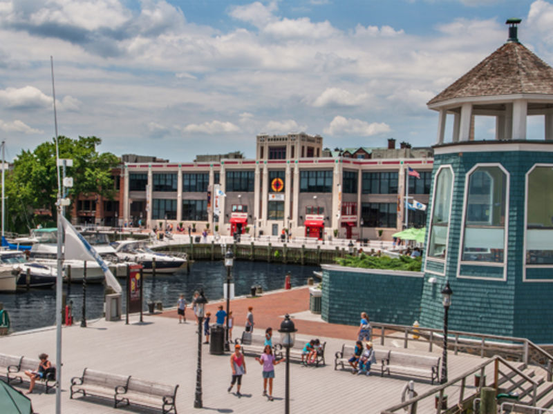 Bars And Restaurants In Old Town Alexandria Va