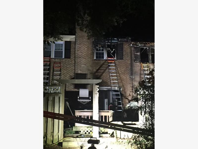 Cigarettes cause nearly 200k in hybla valley fire damages for Carters in alexandria va