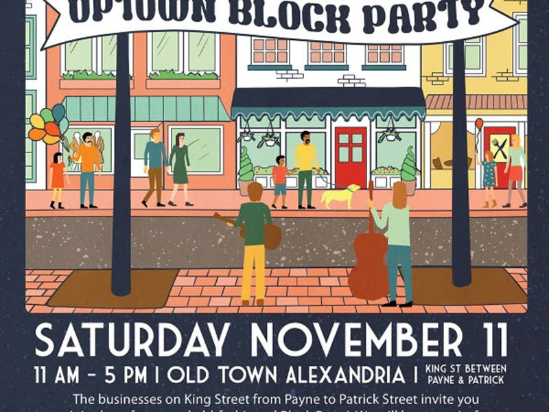 Alexandria Businesses To Host Uptown Block Party   Patch