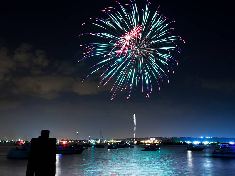 Old Town Alexandria New Years Eve