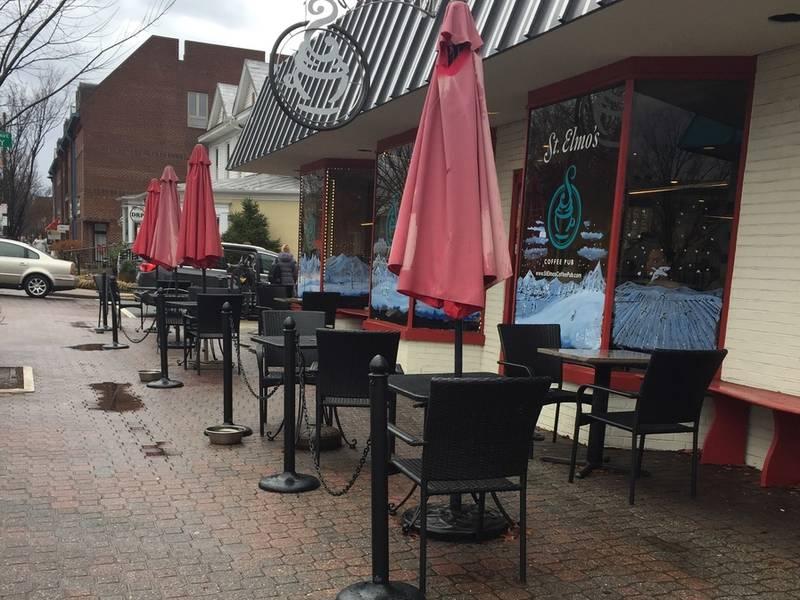 Good First Date Restaurants Arlington Va