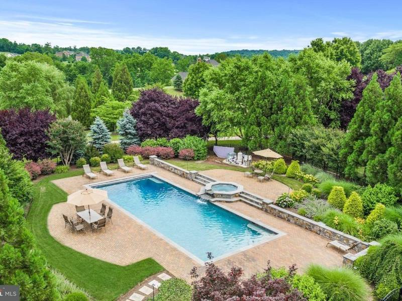 Most Enviable Pools At Dc Virginia Homes Vienna Va Patch