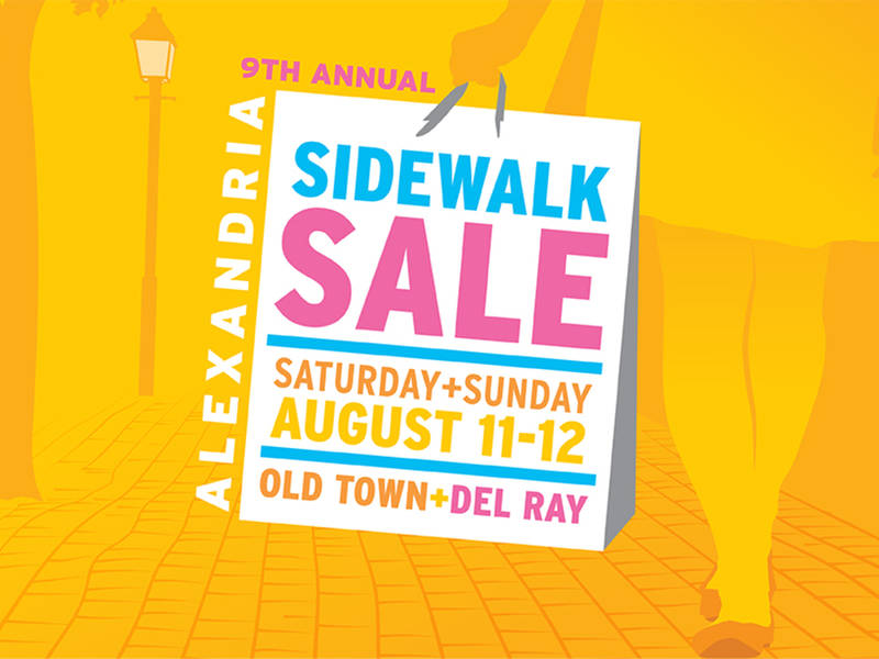 Alexandria's Sidewalk Sale Set For August, Features 50+ Shops