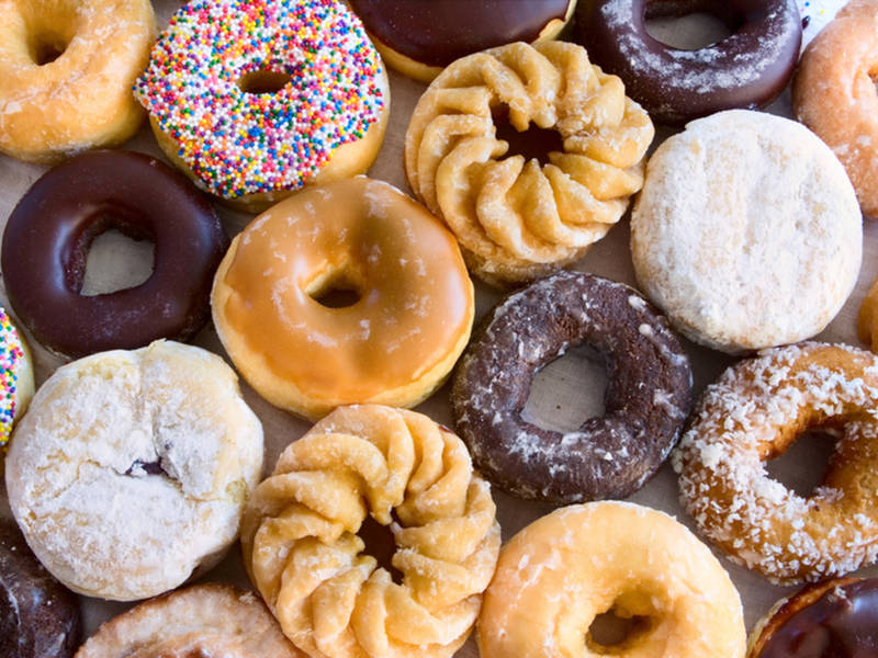 Weird Crime Of The Week: Donuts Dumped Into Vienna Truck Bed