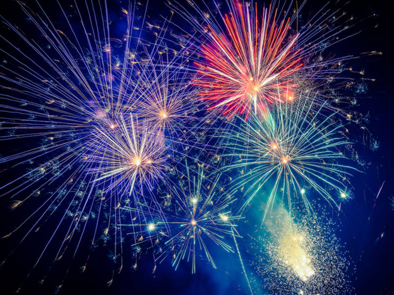 Mount Vernon Fireworks Show Moved To Weekend Before Christmas