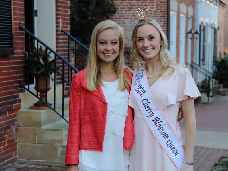 Mount Vernon Native Named Virginia's 2019 Cherry Blossom Princess