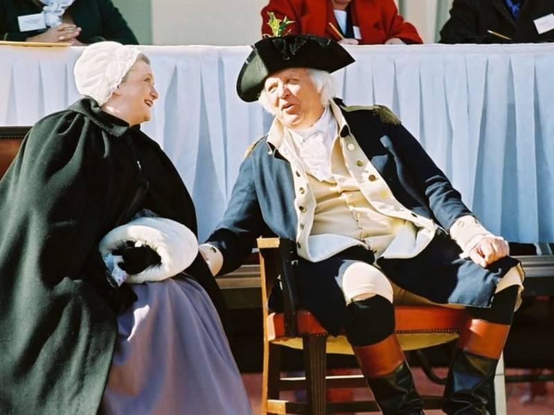 washington birthday 2019 George Washington's Birthday 2019: Guide To Parade, More Events  washington birthday 2019