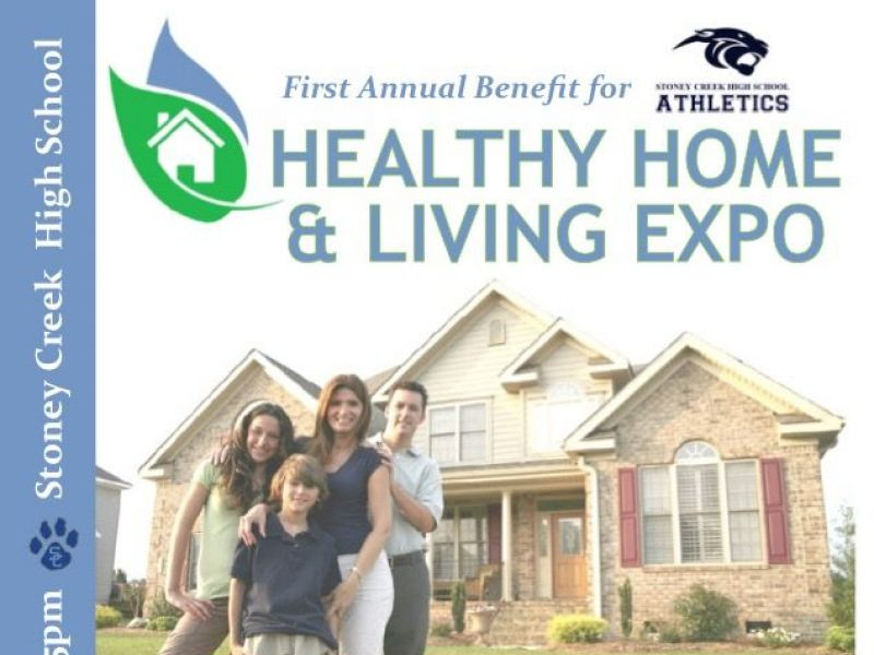 Join us at the healthy home living expo march 25 2017 - Rochester home and garden show 2017 ...