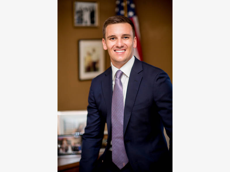 Burr Ridge Resident Newest Member Of DuPage County Board
