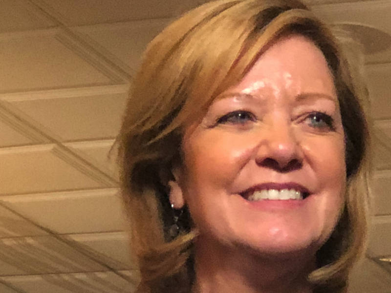 Image result for Jeanne Ives concession speech