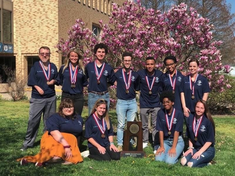 Downers grove south journalism students win state competition downers grove south journalism students win state competition malvernweather Choice Image