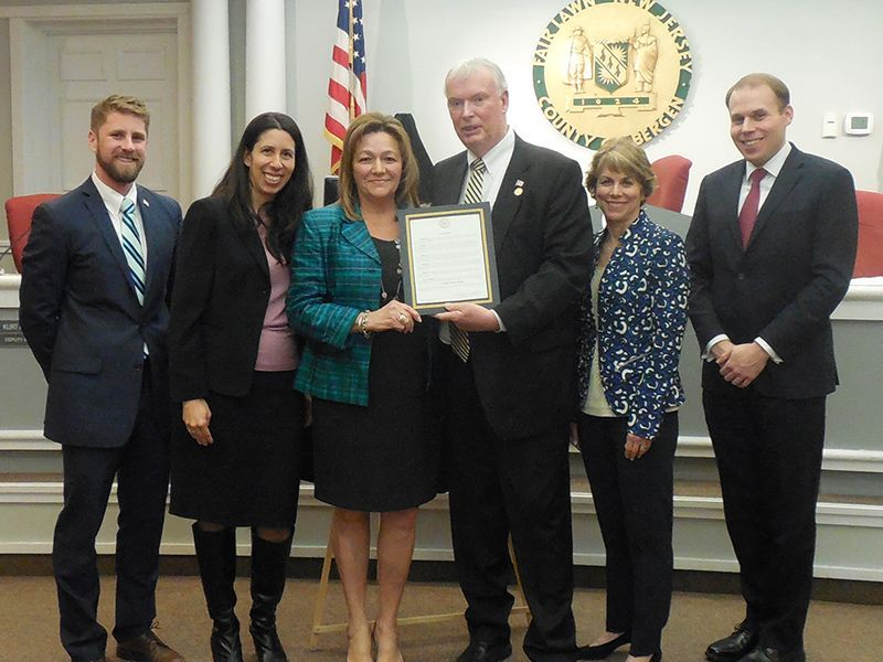 Hunter Group CPA LLC Director Maria C Plucinsky Honored By The Borough Of Fa