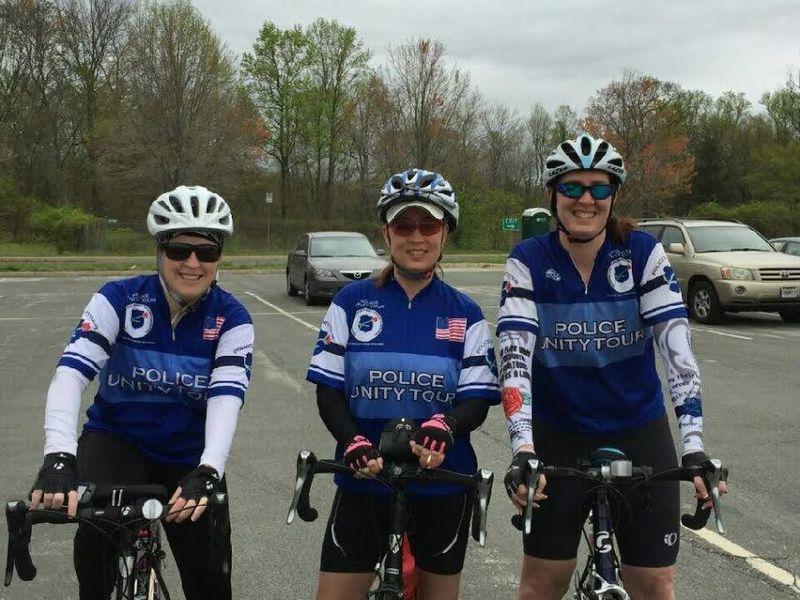 Police Unity Tour Annapolis