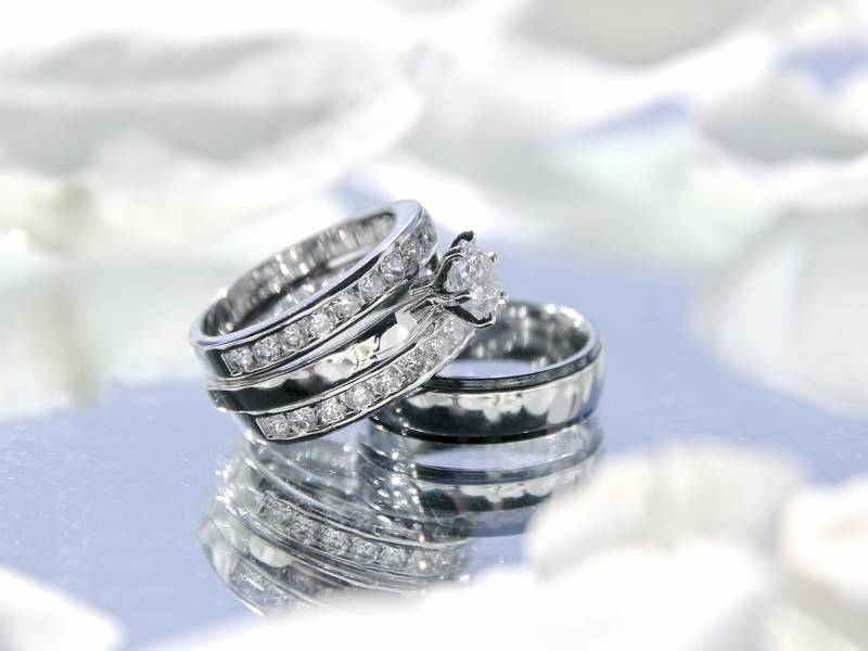 strangers work to return lost wedding ring to libertyville woman - Lost Wedding Ring