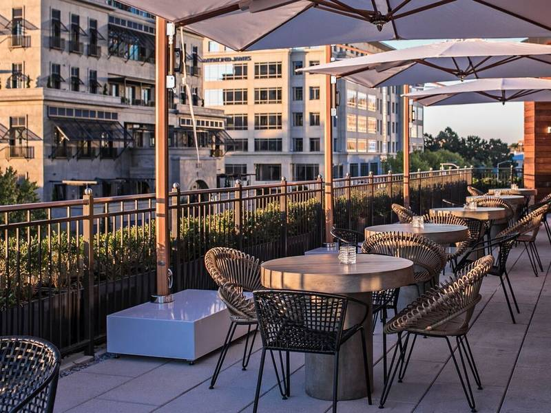 Charming ... Atlanta Patio Restaurants: Time To Dine Outdoors 0 ...