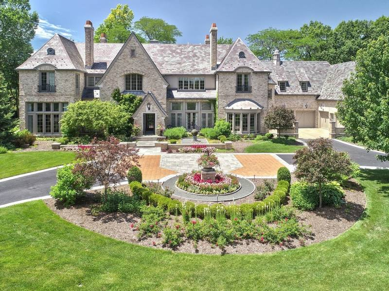 Hinsdale Wow! House: $4.35M For Mega Mansion | Hinsdale, IL Patch