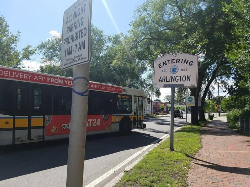 Arlington To Improve Bus Route With 100k Pilot Program