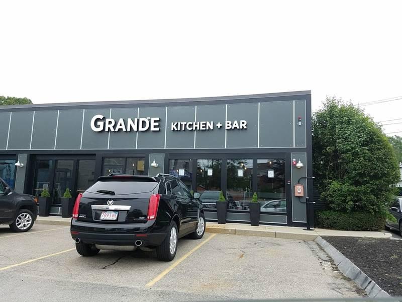 Grande Kitchen And Bar Newton Ma