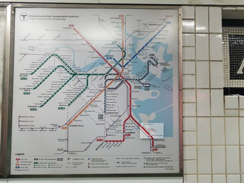 It\'s Back: MBTA Looks At Blue, Red Line Connector Link, Again ...