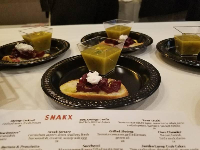 Increíble Dante S Cocina Nueva Orleans Almuerzo Friso - Ideas de ...