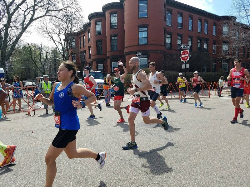 Boston Marathon 2018 How To Track A Runner