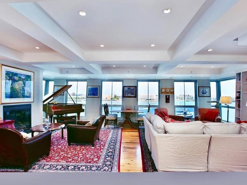 North End Wow Penthouse For Sale For 5 Million At Battery Warf