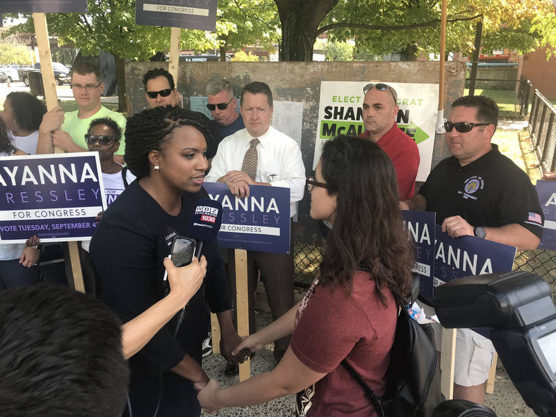 separation shoes 25e5b 9af50 Ayanna Pressley Beats Incumbent Capuano In Historic Boston Race   Boston,  MA Patch