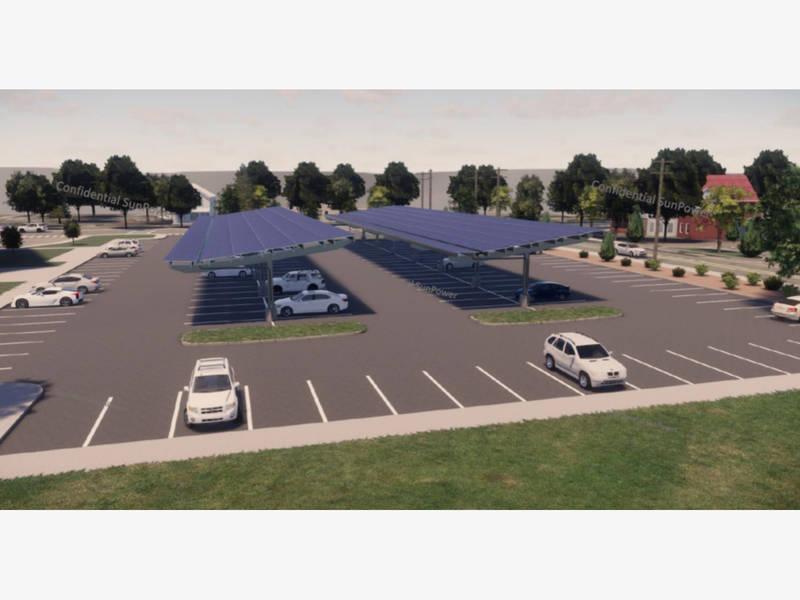Newton Gets Closer To Adding Solar Panels
