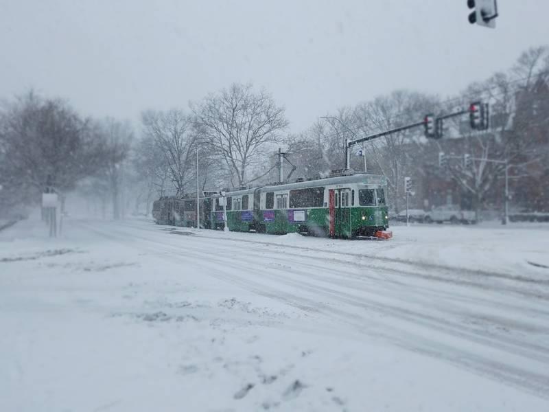 Snow, Rain, Sleet To Hit Boston: Parking Ban, What To Know