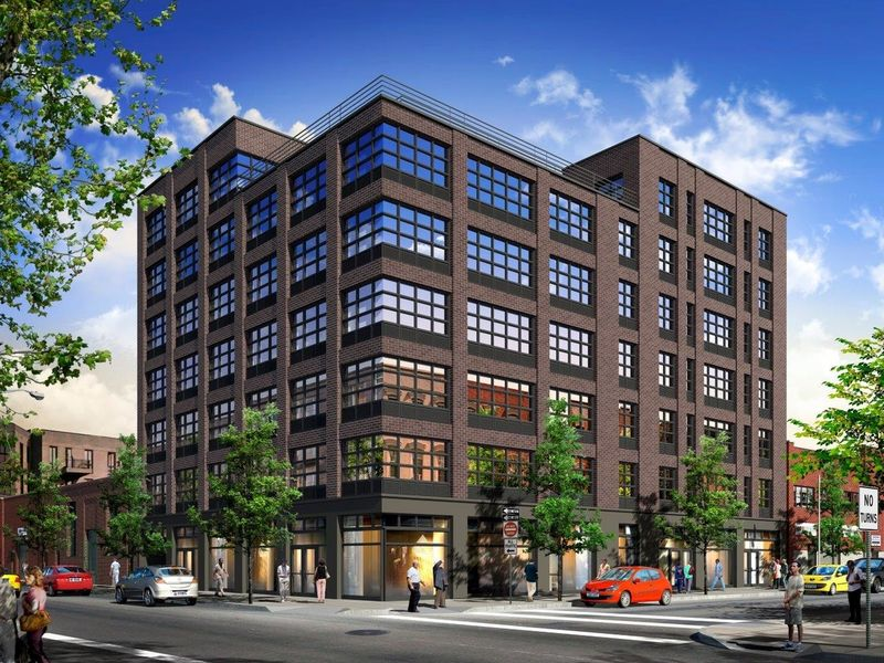 affordable housing lottery opens for renovated warehouse apartments in williamsburg. Black Bedroom Furniture Sets. Home Design Ideas