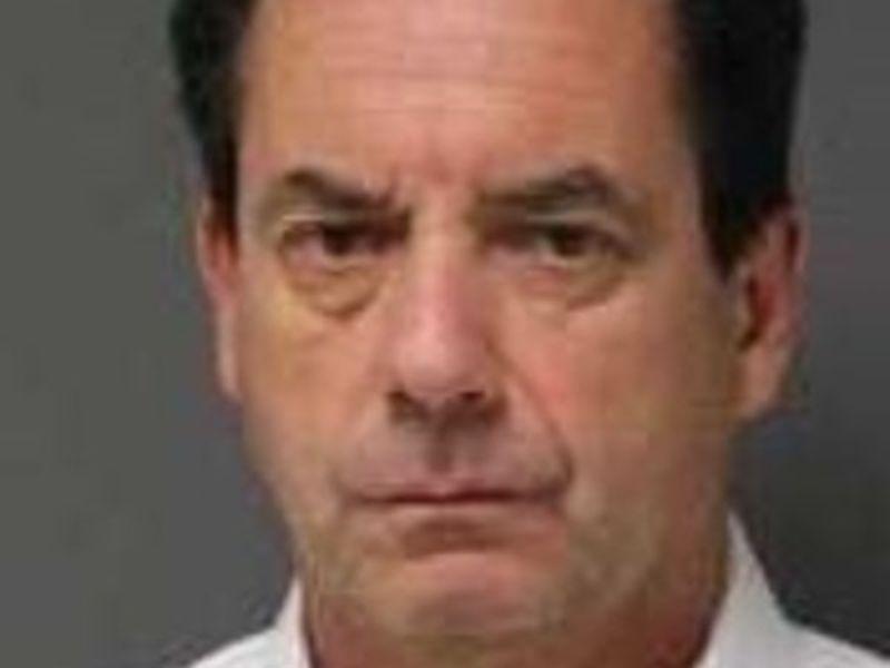 Mike Dowd NYPD mugshot