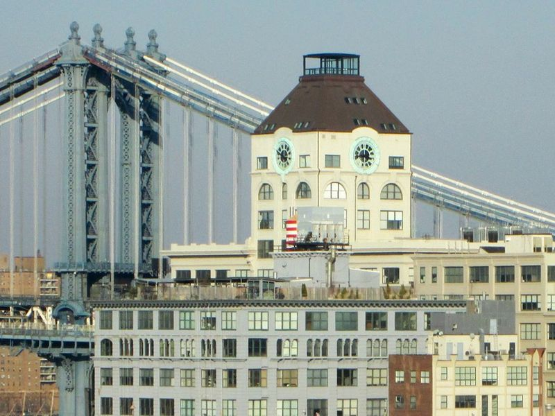 Man Found Dead In Dumbo Clock Tower Building Police Say Brooklyn Heights Ny Patch