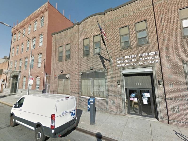 Bed-Stuy Post Office Is 'Proof God Hates You,' Residents