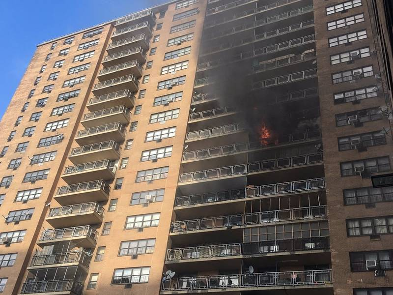 Ebbets Field Apartments Fire Injures 2 In Brooklyn Fdny Says Prospect Heights Ny Patch
