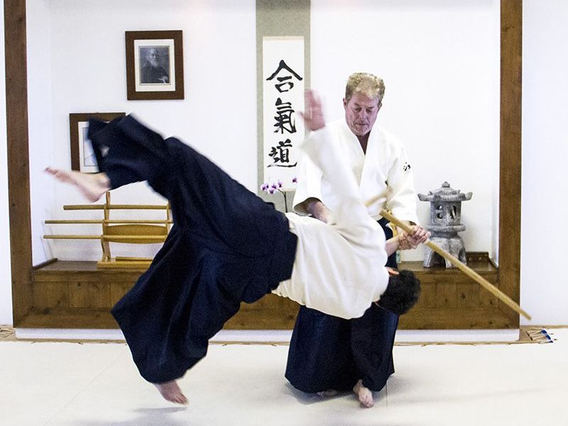 Newport Beach Aikido