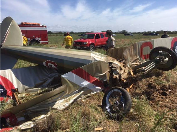 Paso Robles rancher, pilot, aircraft collector dies in plane crash